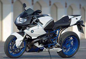 BMW HP2 Sport (2008)