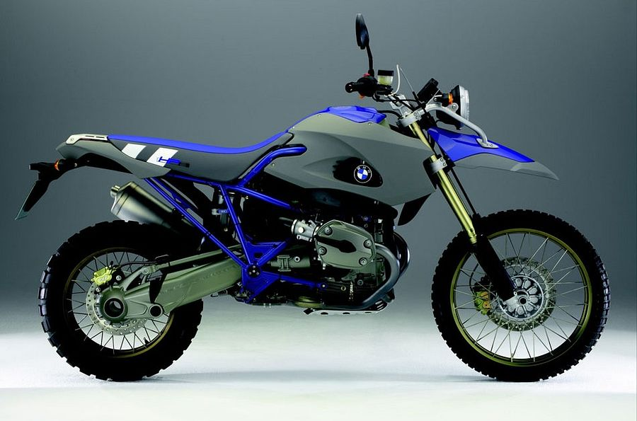 BMW HP2 Enduro (2009-10)