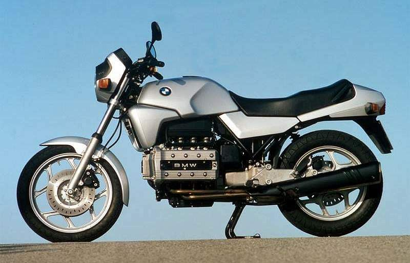 1983 K100 RS Project - back to the 80's - Page 2 BMW-K100-83-3
