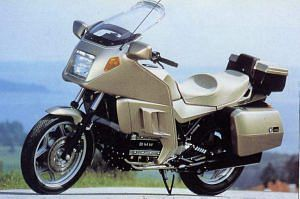 BMW K100 LT (1987-88)