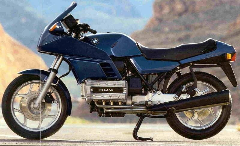 BMW K100RS (1983-85)