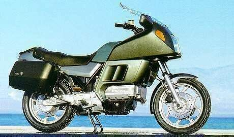 BMW K100RT (1983-89)