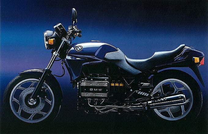BMW K75 (1985-86)