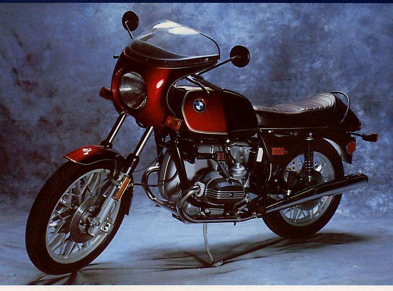 BMW R100S (1979-80)