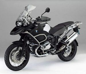 BMW R 1200GS Triple Black (2011)