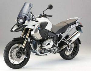 BMW R 1200GS Alpine White Special (2009)