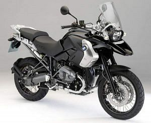 BMW R 1200GS Triple Black Special (2011)
