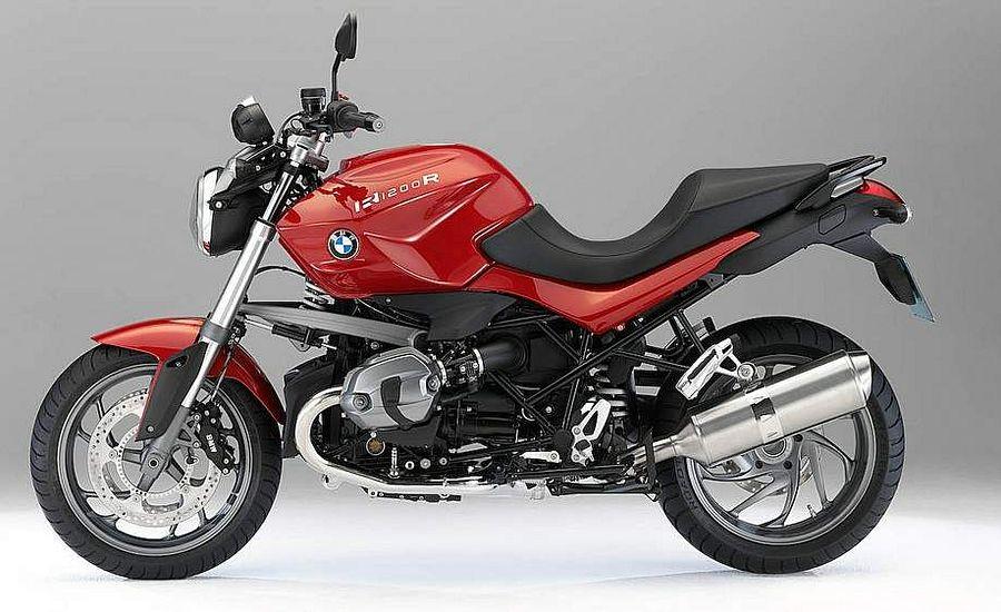 BMW R1200R (2012)