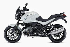 BMW R1200R Dark White Special Edition (2013)