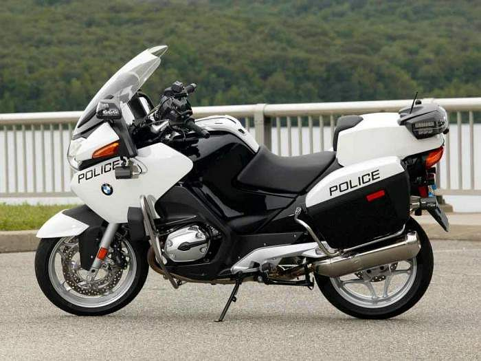 BMW R 1200RT Police (2007)