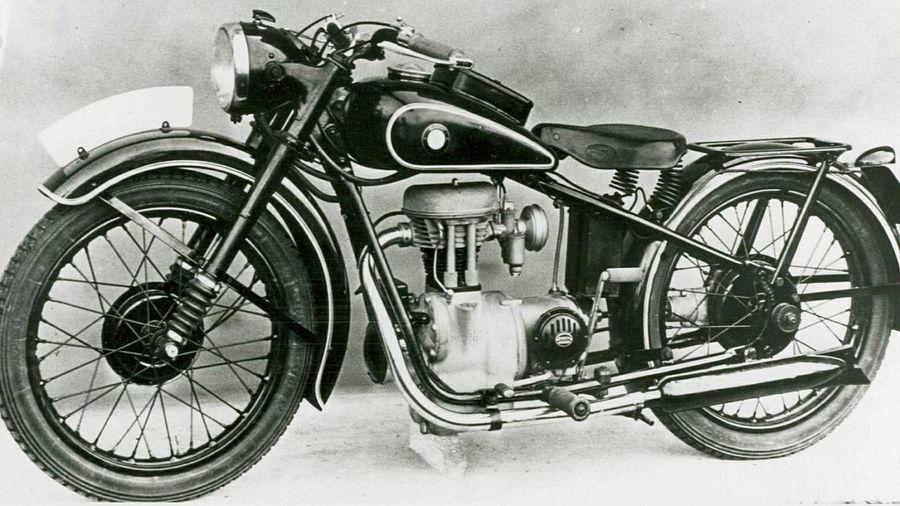BMW R20 (1938-40)