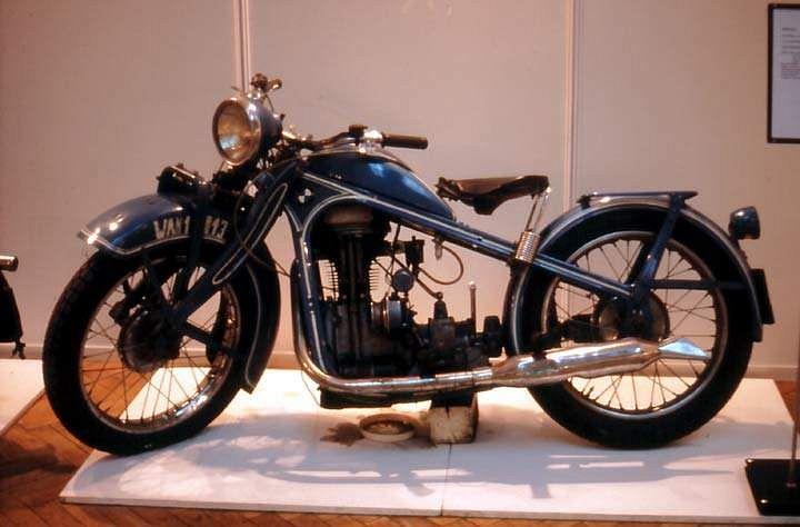 BMW R 4 (1932-37)