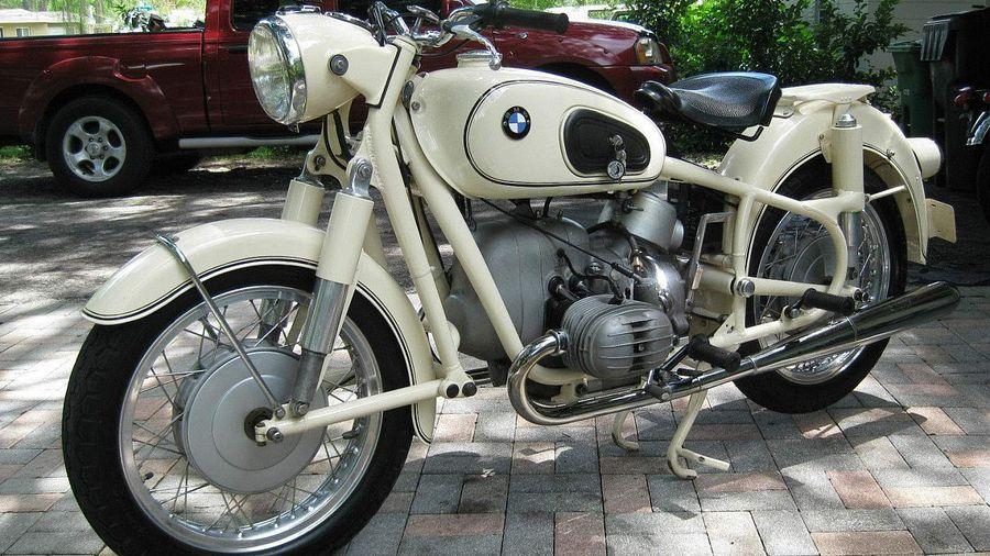 BMW R50 S (1960-62)