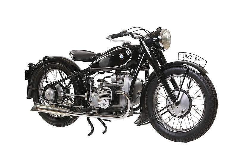 BMW R6 (1937)