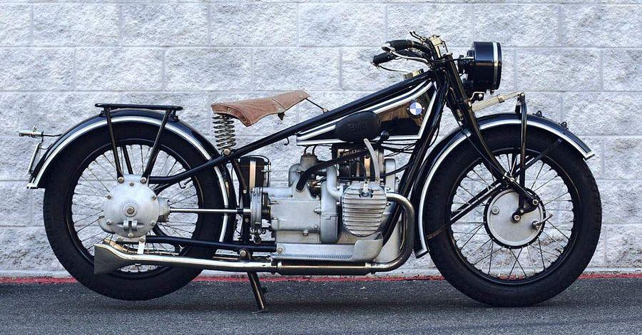 BMW R 62 1929 (1928-29)
