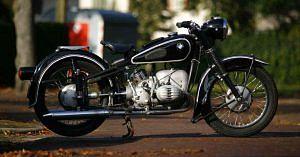 BMW R67/2 (1952-54)