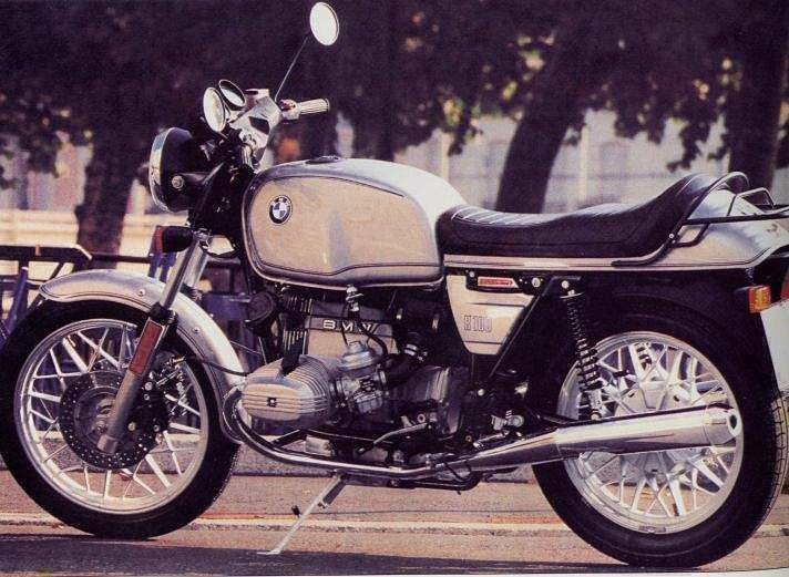 BMW R100 (1982-84)