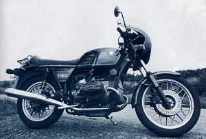 BMW R100CS (1983-84)