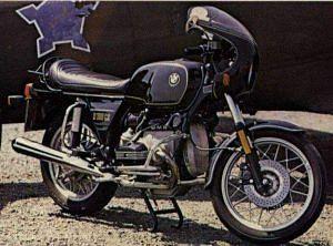 BMW R100CS (1981-82)
