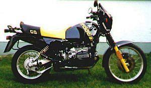 BMW R 80 GS (1989)