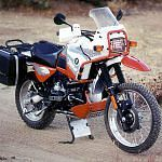 BMW R100GS Paris Dakar (1988-89)