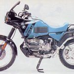 BMW R100GS Paris Dakar (1990)