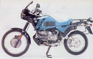 BMW R100GS Paris Dakar (1990)