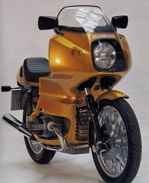 BMW R100RS (1980-81)