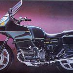 BMW R100RT Mono (1987-89)