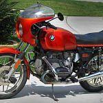 BMW R100S (1976-78)
