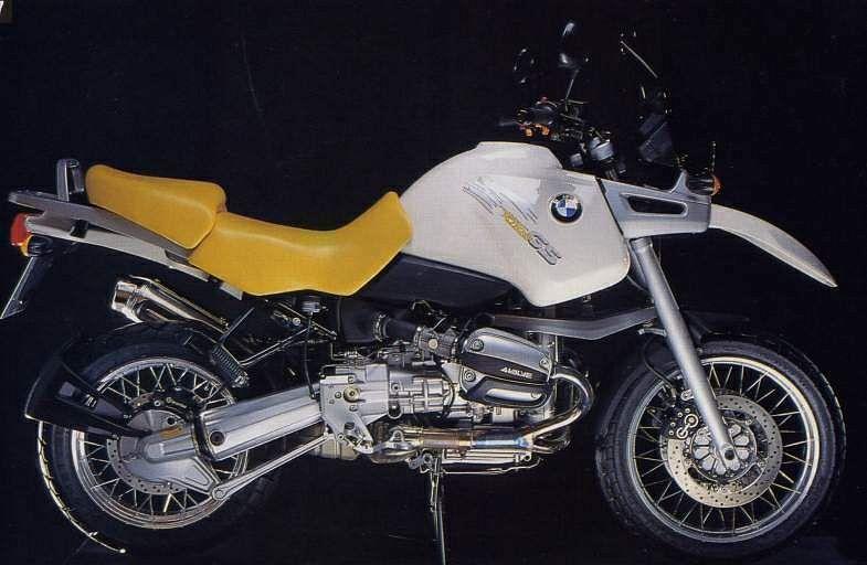BMW R1100GS (1996)