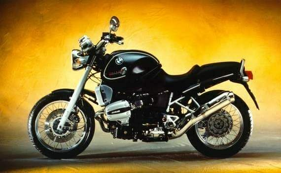 BMW R 1100R 75th Anniversary (1998)