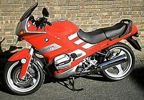BMW R 1100RS 75th Anniversary (1998)