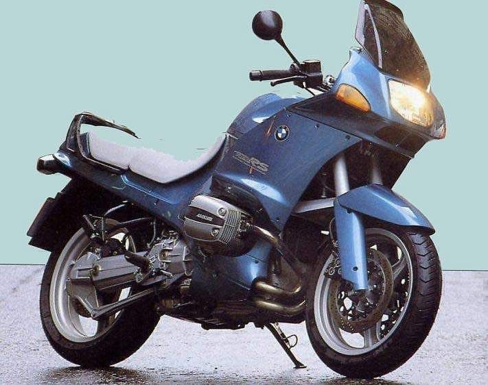 BMW R1100RS (1995-96)