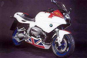 BMW R1100S Boxer Cup Replica (2002)
