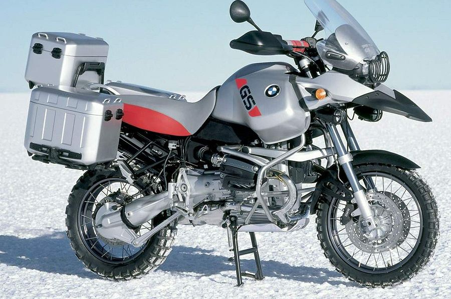 BMW R1150 GS Adventure (2002)