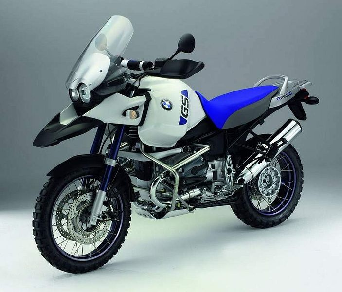 BMW R1150GS Adventure Special Edition (2005)