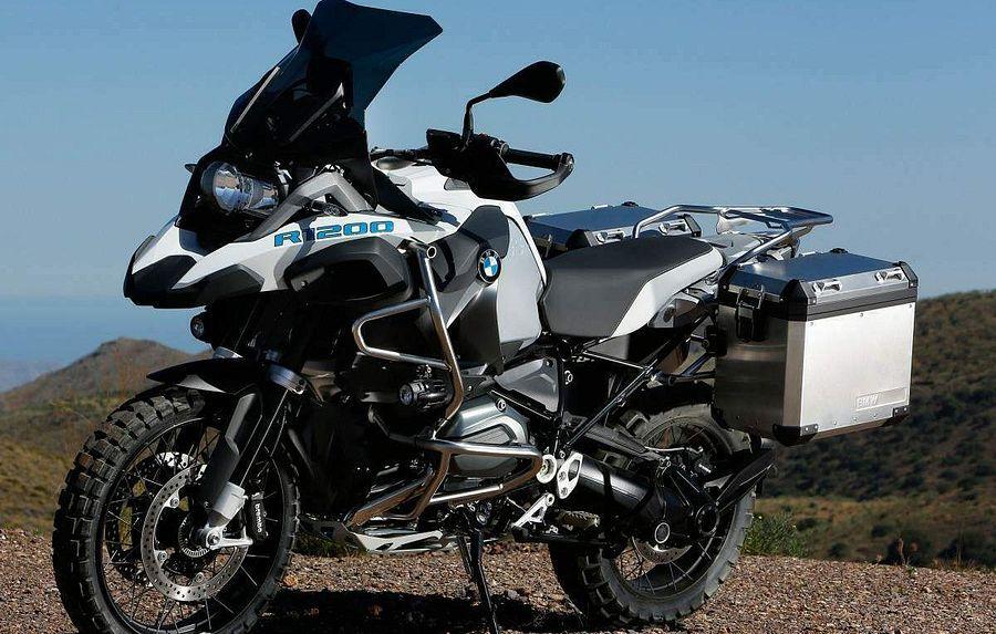 BMW R 1200GS LC Adventure (2014)