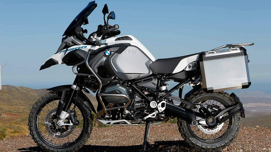 BMW R 1200GS LC Adventure (2015)