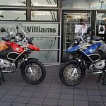 BMW R1200GS Adventure Long Way Down Replicas (2009)