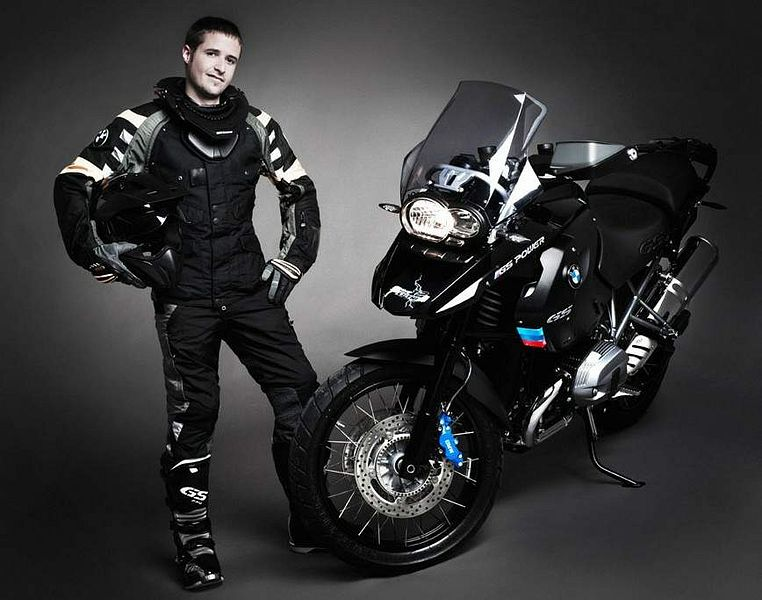 BMW R 1200GS Tom Luthi Limted Edition (2012)