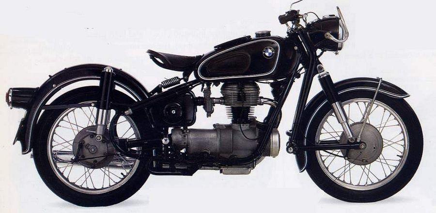 BMW R26 (1956-60)