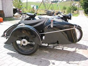 bmw r60/2 with Sidecar (1960-69)