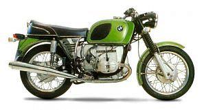 BMW R60/5 (1971-73)