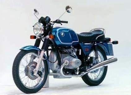 BMW R60/7 (1976-81)