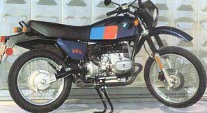 BMW R80 GS (1982)