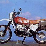 BMW R 80 GS (1984-86)