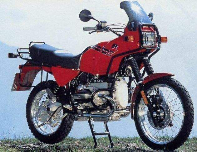 BMW R 80 GS (1992-94)