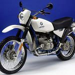 BMW R80 GS Basic (1996-97)