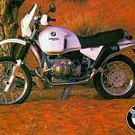BMW R80 GS Kalahari (1997)